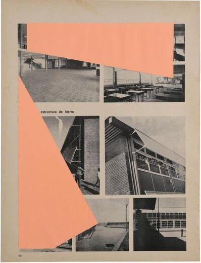 Luciana Levinton, 'Untitled (Intervention) ', 2014