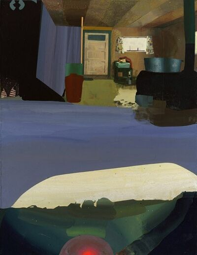 Siobhan McBride, 'Bufflehead and Coots', 2012