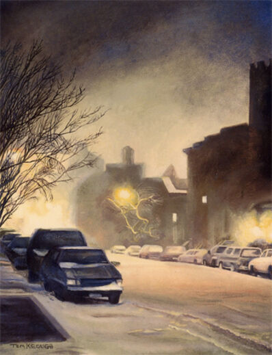 Tom Keough, 'Ninth Street Snow', 2004