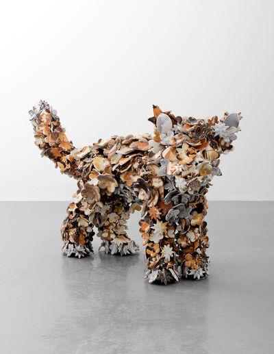 Barnaby Barford, 'Sculpture 'Fox Cub 2'', 2015