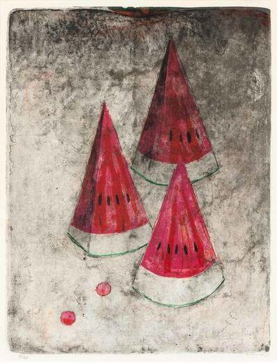 Rufino Tamayo, 'SANDÍA #2 (P. 119)', 1969