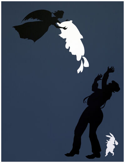 Kara Walker, 'The Emancipation Approximation (scene #9)', 1999-2000
