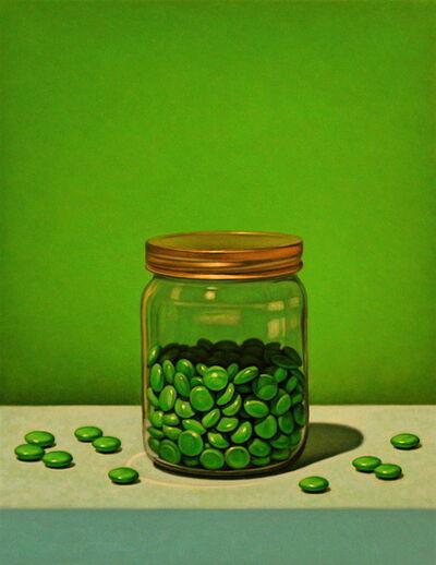 Tom Gregg, 'Green Candies', 2012