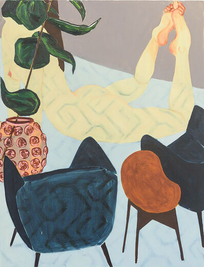 Sara Berman, 'Floor Show', 2016