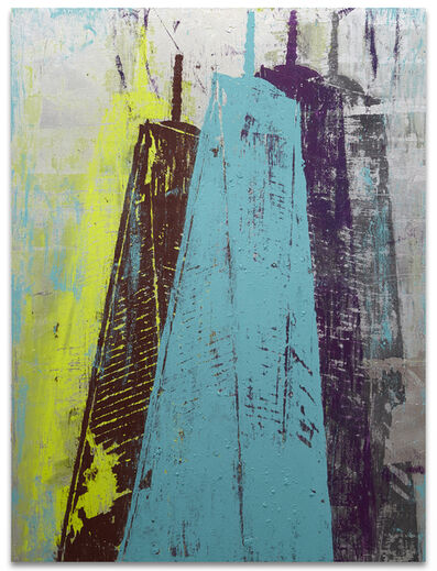 Enoc Perez, 'One World Trade Center', 2015