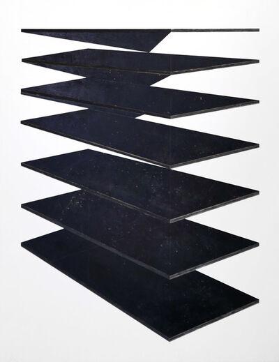 Michael Zelehoski, 'Dark Planes', 2015