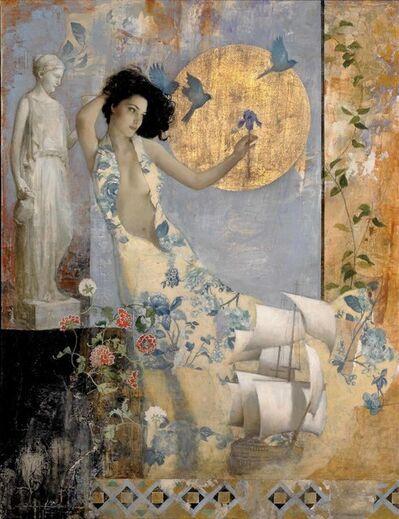 Francois Fressinier, 'Le Vent Dans Les Voiles', 2012