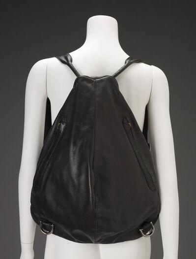 Comme des Garçons, 'Backpack/Purse', 1980's