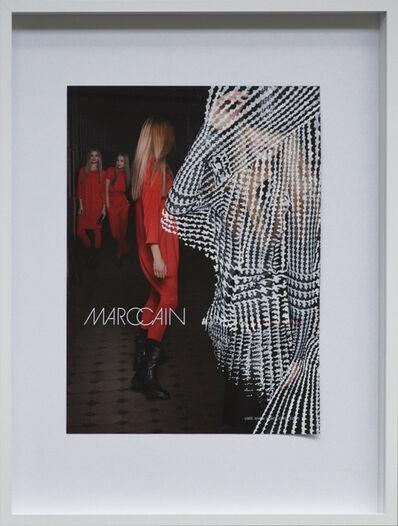 Stef Stagel, 'Marc Cain', 2017