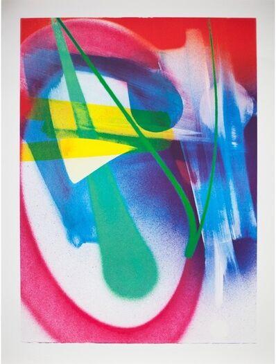 Adrian Falkner / Smash137, 'Steel Blue', 2014