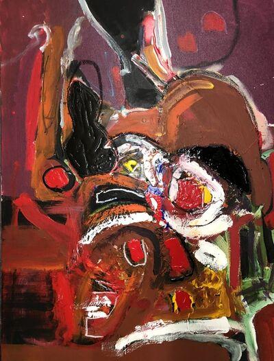 Michael Katz, 'Jounrey Home', 2017