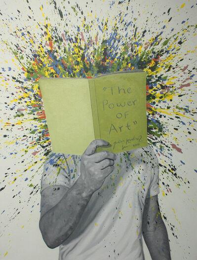 Julian Martinez, 'The Power of Art'