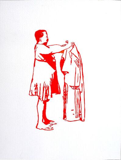 SENZENI MTWAKAZI MARASELA, 'COVERING SARAH BAARTMAN', 2011