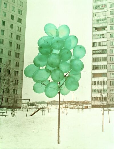 Vladimir Arkhipov, 'Balloons', 2010