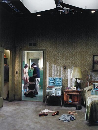 Gregory Crewdson, 'Production Still B (Beneath the Roses)', 2005