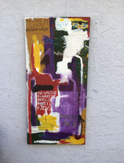 Ernest Rosenberg, 'The World of Big Money ', 2008