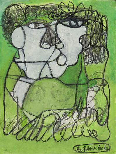 Caroline Demangel, 'La Pierre Tendre', 2015