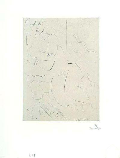 Henri Matisse, 'Grand Nu Couchee de Trois-Quarts', 1929