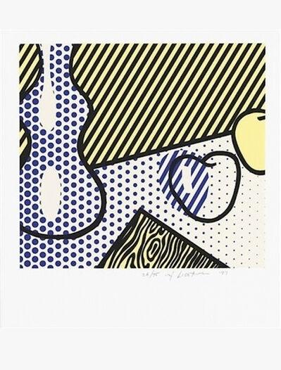 Roy Lichtenstein, 'Still Life', 1997