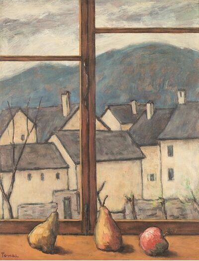 Fiorenzo Tomea, 'Finestra', 1957