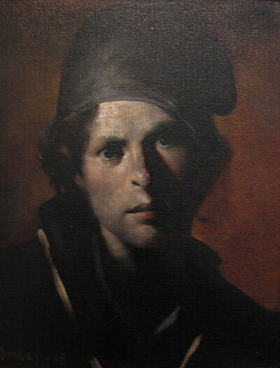 Ray Donley, 'El Pensador', 2009