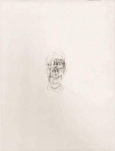 Alberto Giacometti, 'Head of Man (Tete d'homme)', 1960