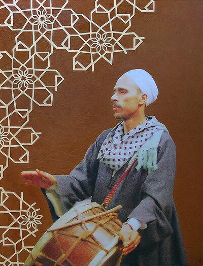 ATEF AHMED, 'Folk drum '