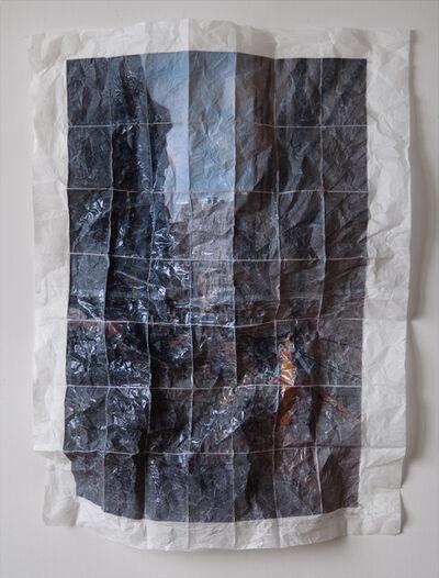 Germán Gómez, 'Deconstruyendo ciudades: 10:38am. July 28th. 2013.1600 Moravian Str. Philadelphia', 2013