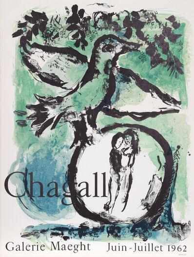 Marc Chagall, 'Galerie Maeght', 1962