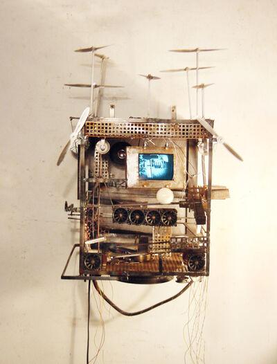 Fabien Chalon, 'La vieille fusée', 2001