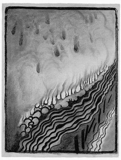 Georgia O'Keeffe, 'V Drawing No.9', 1968
