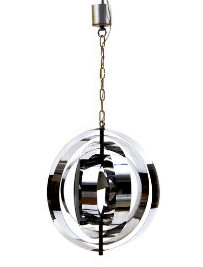 "Verner Panton, '""Moon"" suspension lamp', 1960"