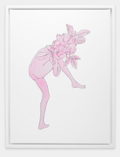 Mieke Marple, 'Erotic Garden (Cherry Blossom)', 2018