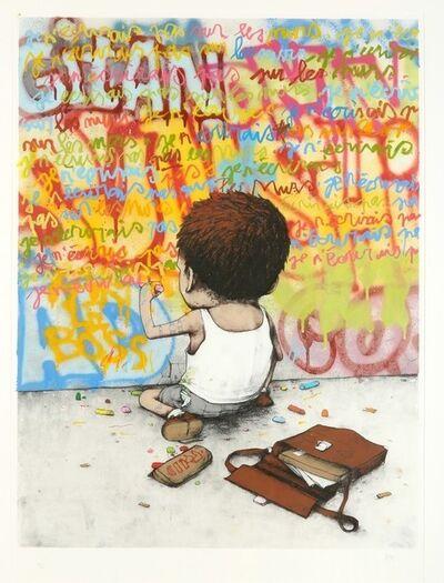 dran, 'I Have Chalks', 2010