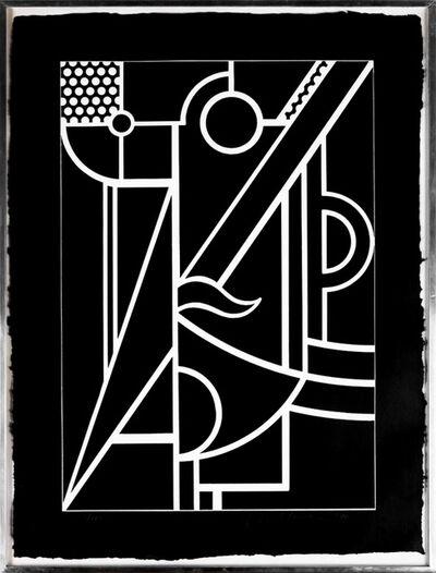 Roy Lichtenstein, 'Modern Head No 3 (From the Modern Head Series, 1970) ', 1970