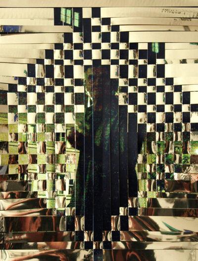 Sebastian Klug, 'Bling Bling City I', 2013