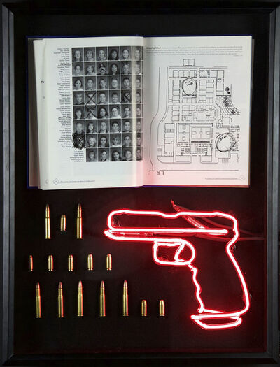 Audrey Wilson, 'Shooting Range', 2018
