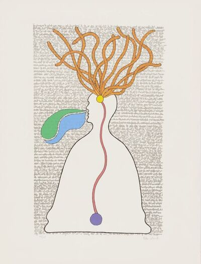 Peter Schmidt, 'Flowing in the Right Direction', 1971