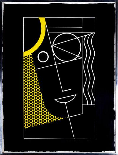Roy Lichtenstein, 'Modern Head No 2 (From the Modern Head Series, 1970)', 1970