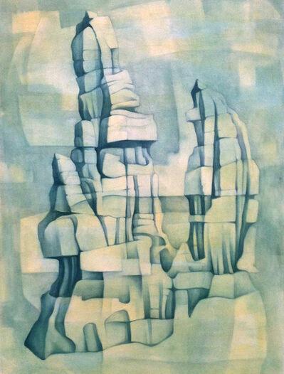 Jono Tew, 'Green Monument'
