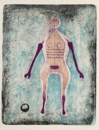 Rufino Tamayo, 'La Négresse', 1969