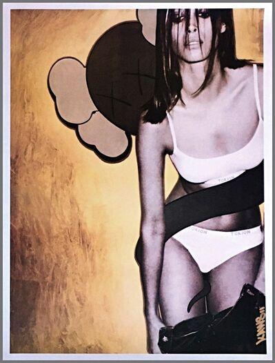 KAWS, 'Christy Turlington', 1999