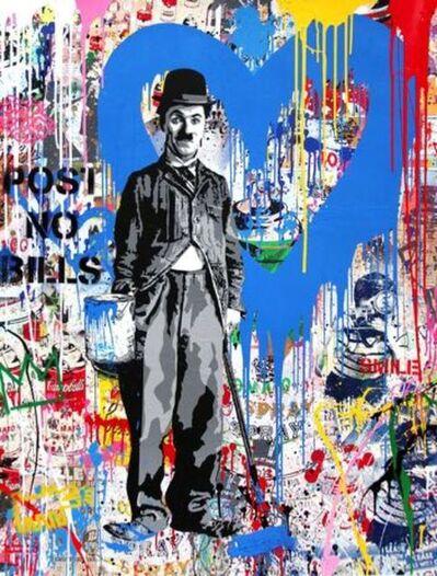 Mr. Brainwash, 'Chaplin, 2017'