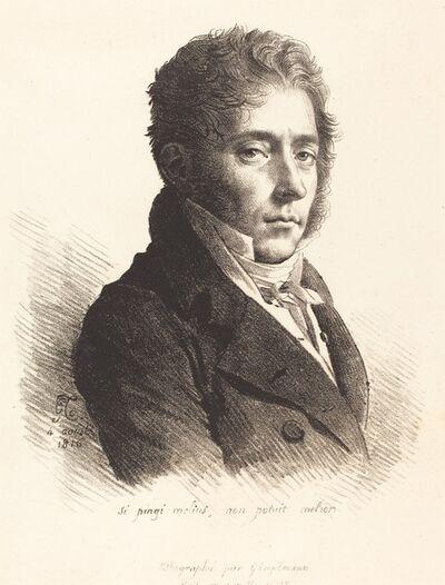 Anne-Louis Girodet-Trioson, 'Coupin de La Couperie', 1816
