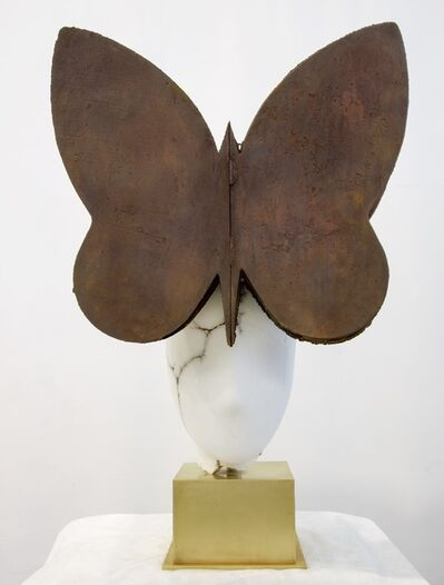 Manolo Valdés, 'Triple Mariposa', 2017