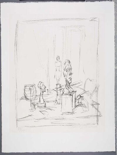 Alberto Giacometti, 'The Studio', 1955