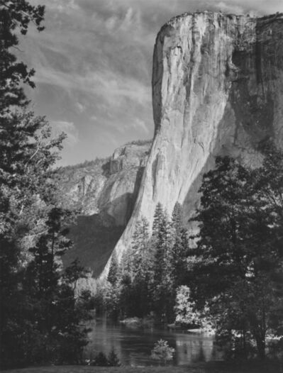 Ansel Adams, 'El Capitan, Yosemite National Park, California'