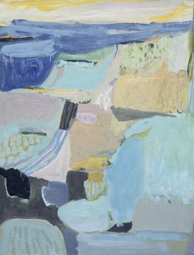 Lori Glavin, 'Blue Field', 2016