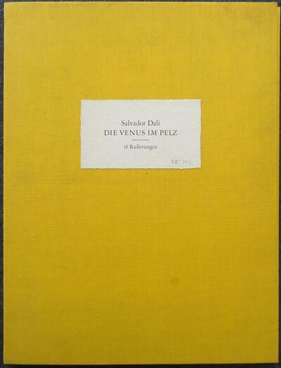 Salvador Dalí, 'Venus in Furs   La Venus aux Fourrures', 1968