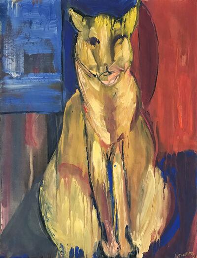 Ted Diamond, 'Untitled (Cat) ', 1984
